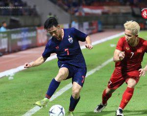 PHOTO WORLD CUP 2022 Qualifiers Round 2 Match 1 THAILAND 0-0 VIETNAM ภาพเต็มอิ่ม สะใจ