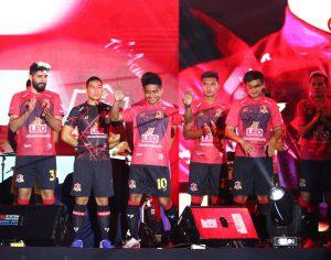Khonkaen United Season Grand Openning 2020 ขอนแก่น ยูไนเต็ด เปิดตัวสโมสร ตั้งเป้าไทยลีก