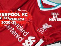 Liverpool Home Kit 2020-21 Nike Replica เสื้อแข่ง ลิเวอร์พลู เกรดแฟนบอล