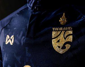 """""""วอริกซ์"""" ได้รับเลือก ให้เป็นผู้ผลิตชุดแข่ง """"ทีมชาติไทย"""" ต่อเนื่องอีก 8 ปี"""